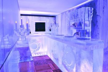 SOIREE ARCTIC ROOM